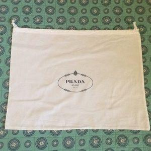 PRADA dust bag